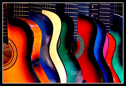 Guitarras Angelinas