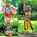 Lady Luck Rikku cosplay by CosplayVanne