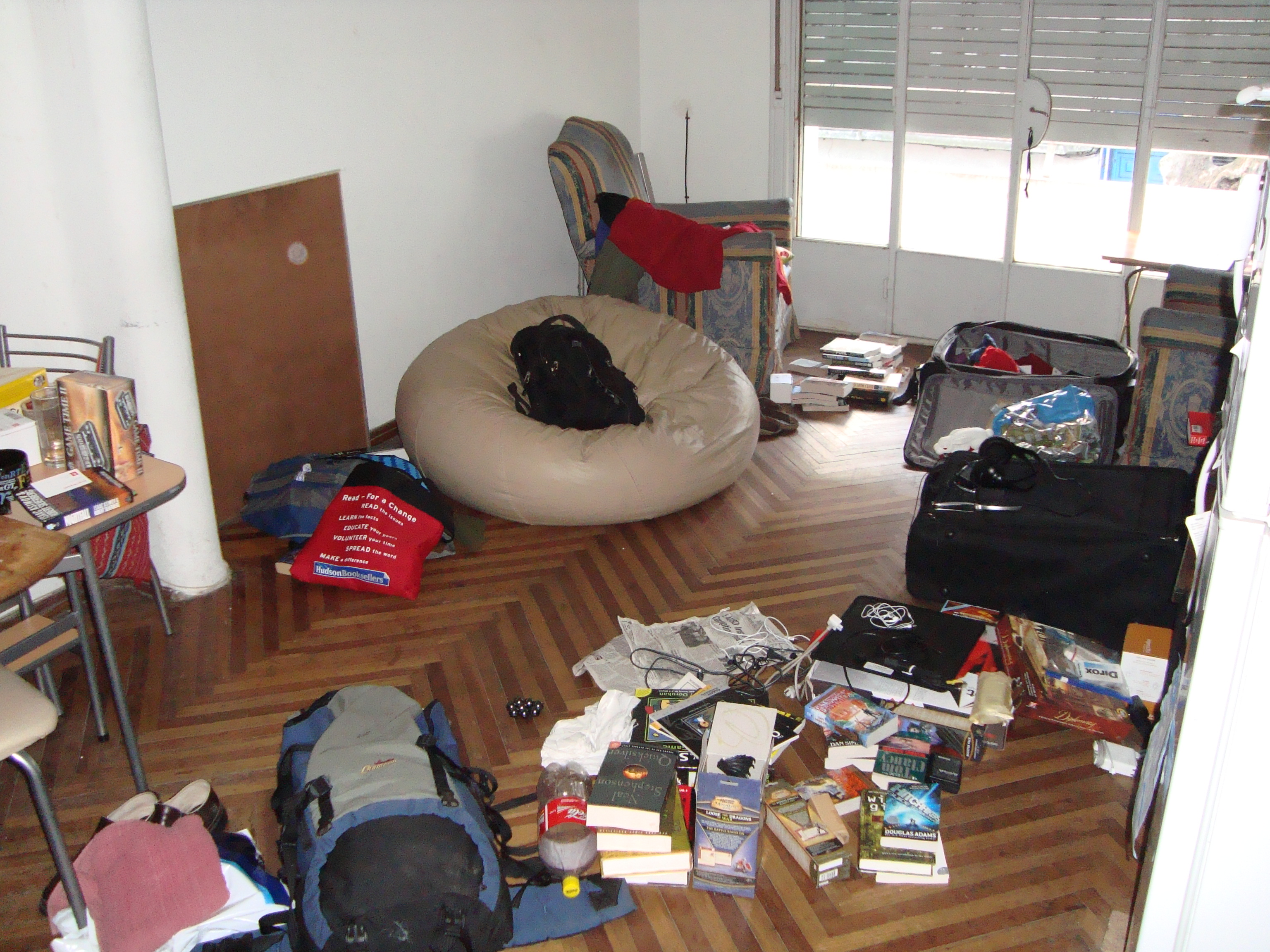 Our Living Room Was A Little Messy Flickr Photo