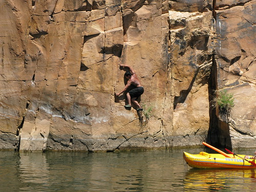 deep water soloing clear creek 1 (5)