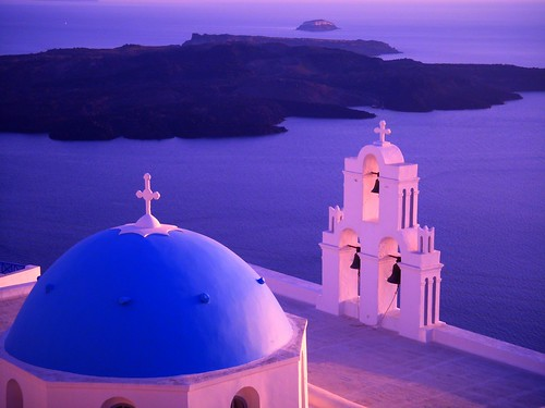 Ag. Theodori church - Firostefani, Santorini