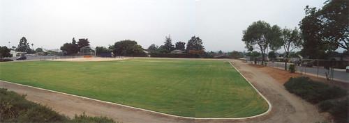 Multi-Purpose Fields at Phoebe Hearst Elementary School