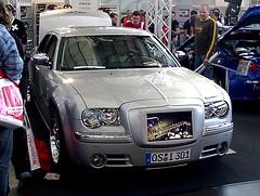 automobile(1.0), automotive exterior(1.0), vehicle(1.0), automotive design(1.0), auto show(1.0), chrysler 300(1.0), sedan(1.0), land vehicle(1.0), luxury vehicle(1.0), supercar(1.0), motor vehicle(1.0),