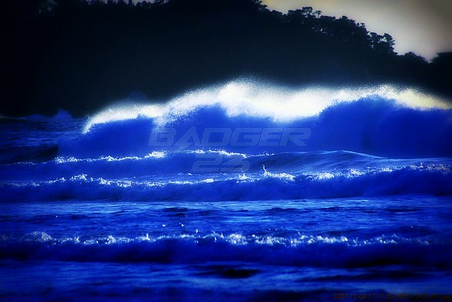 Pacific Ocean waves at Carmel, California 422   Flickr ... Pacific Ocean Waves