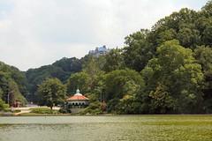 The Gazebo and Lake