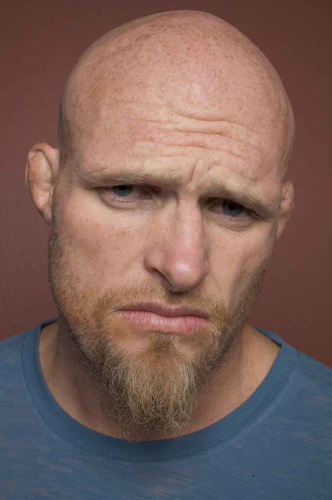 Unofficial photographer of the world famous buck dex for Keith jardine