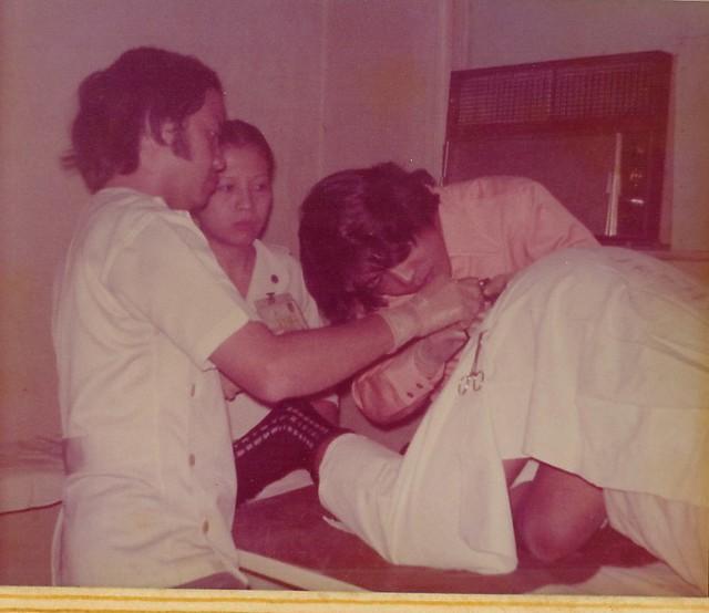 Proctoscopy Examination