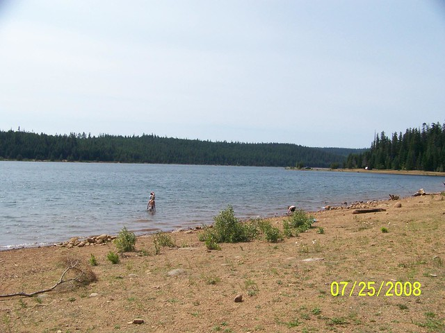 Mount hood clear lake flickr photo sharing for Clear lake oregon fishing