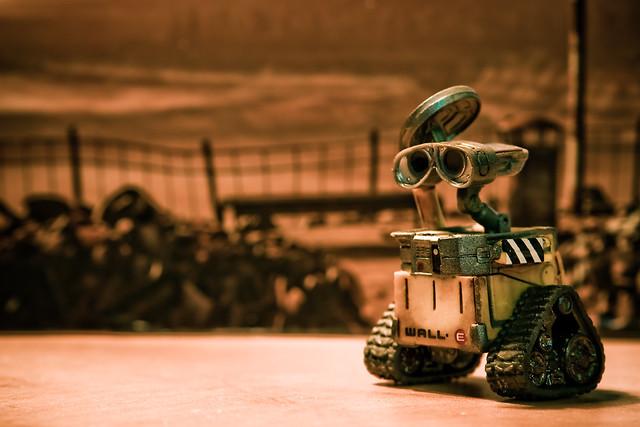 Pixar : Wall~E