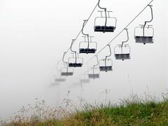 Misty travels