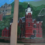 1893 Magoffin County Courthouse Mural