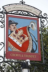 Worcestershire Pub Signs