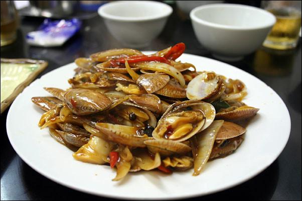 Eating in Macau