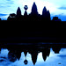 2008-0830 (742) Reflection of Angkor Wat
