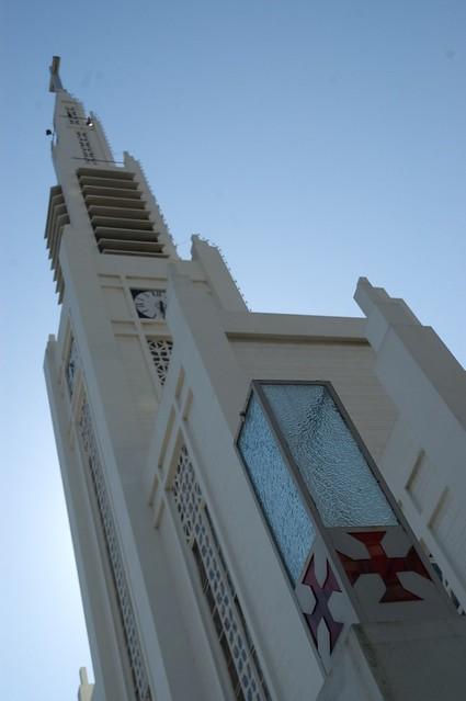 Catedral moderna de Maputo