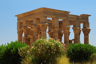 Trajan's Kiosk, Philae