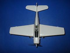 Academy Grumman F6F-3 Hellcat Little Nugget - darker