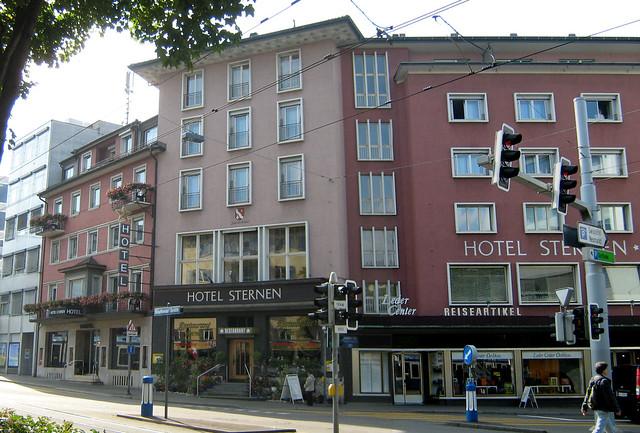 Hotel Sternen Oerlikon Schaffhauserstrasse  Ch  Zurich