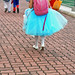 Wear a fairy dress to school day. by amasc
