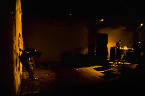 impro live session