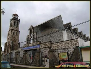 Basilica Menor de la Inmaculada Concepción,Chignahuapan,Puebla,México