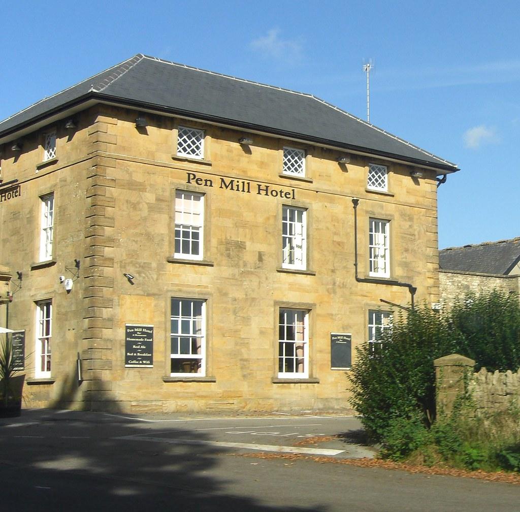 Pen Mill Hotel - Yeovil, Somerset, England