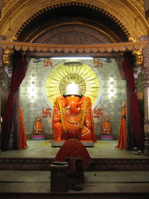 11. Moti Doongri Ganesh Temple