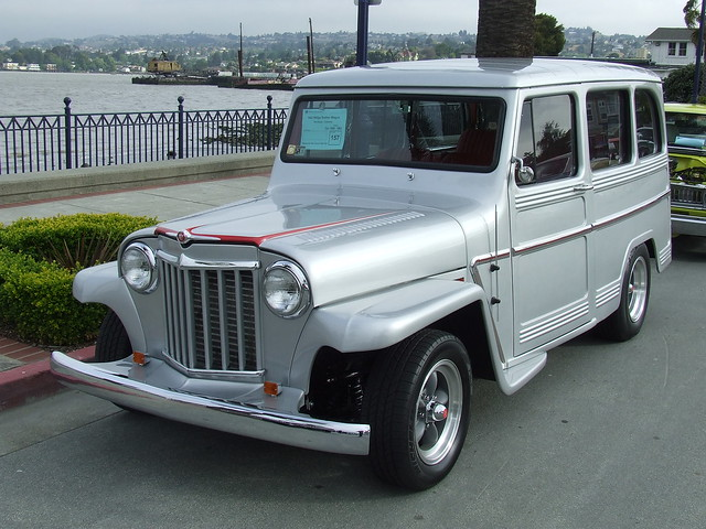 Custom Willys Wagon http://www.flickr.com/photos/jacksnell707/3019972847/