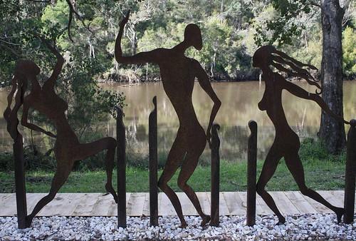 Xsculpturewalk1 by redtractor2008