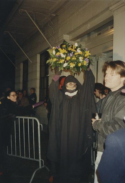Wreath at the Boston Club