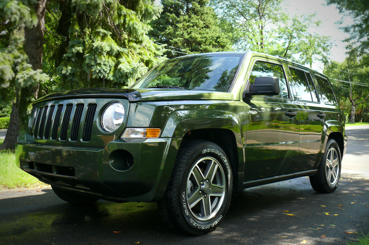 Jeep Patriot Pimped