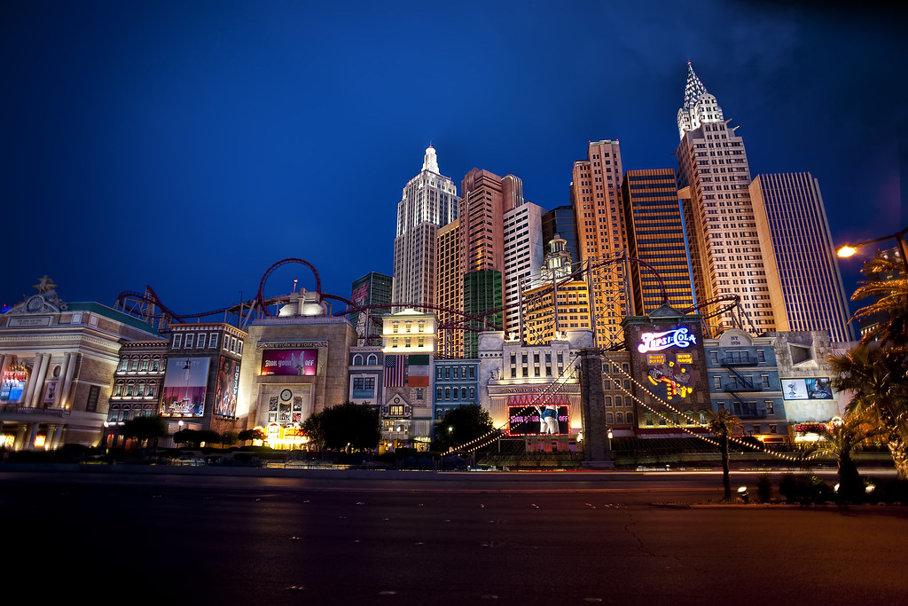 New York, New York Hotel and Casino, Las Vegas