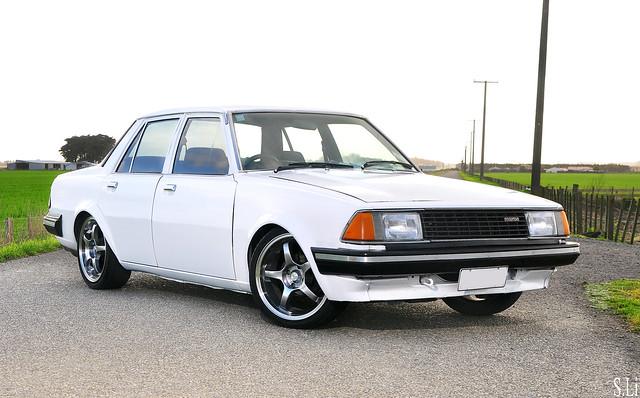 1983 Mazda 626  Sr20det