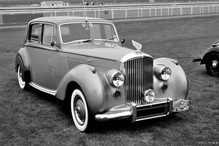 1951 BENTLEY mk VI saloon