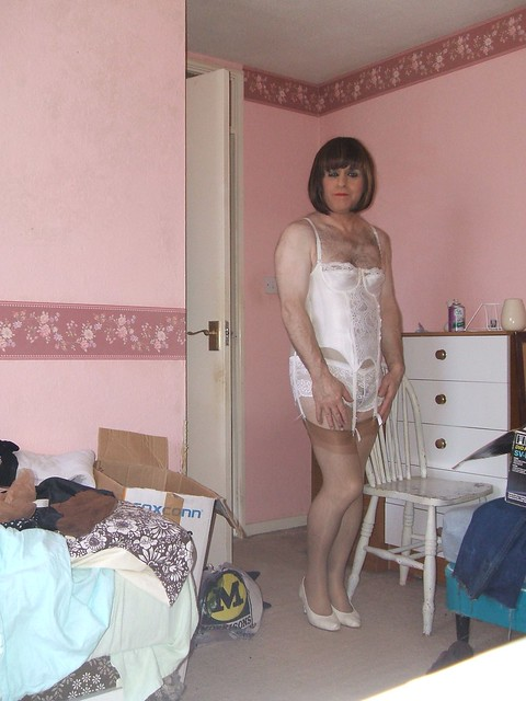 Men In Nylon Slips Amature Housewives