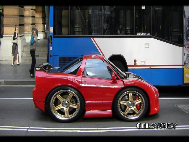 Mini Honda Nsx R Www Celsydney Com Mini Supercars