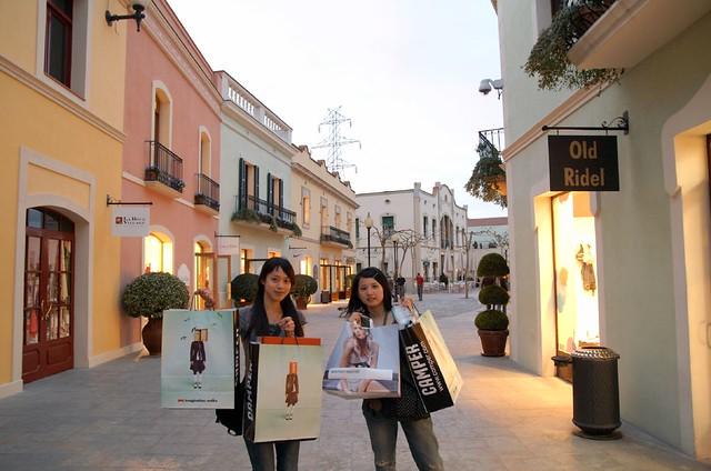 Einkaufen in barcelona f r shopaholics die 10 besten for Outlet la roca horario