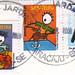 Brasilian Stamp
