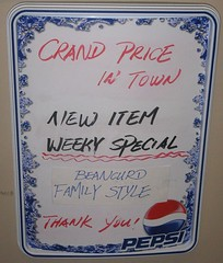 Crand Price In Town -  New Item Weeky Special