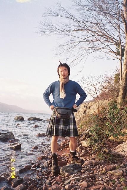 尼斯湖水怪 Ivan in Loch Ness
