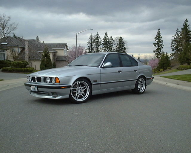 1995 bmw 540 m sport flickr photo sharing. Black Bedroom Furniture Sets. Home Design Ideas