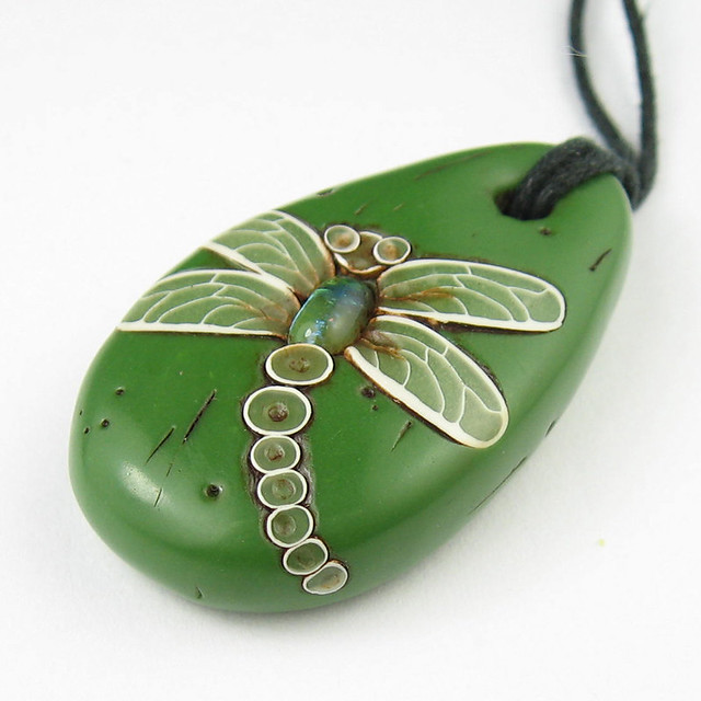 antique dragonfly