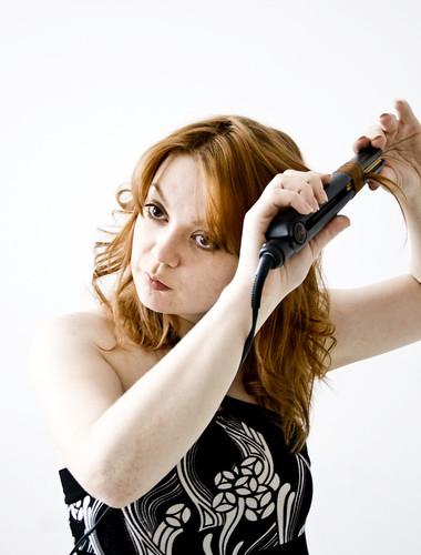 Si al liscio perfetto... ma solo coccolando i capelli!