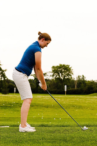 Grand Bend Strip - August 13, 2008 - Golf Tips Spine Angle 5599