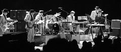 Bob Dylan at SPAC, Saratoga, NY 8-17-2008