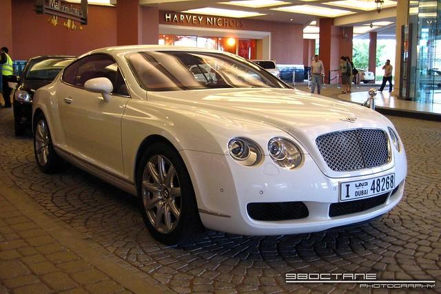 Dubai Exotic Car Dealership