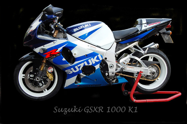 suzuki gsxr 1000 k1 flickr photo sharing. Black Bedroom Furniture Sets. Home Design Ideas