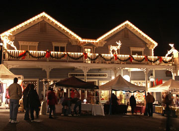 Nevada City Victorian Christmas