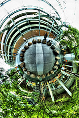 Hemisphere circle