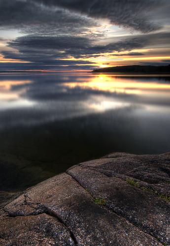 sunset sweden sverige hdr östergötland roxen sigma1020mmf456exdchsm johanklovsjö